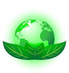 Environmental protection concept vector image