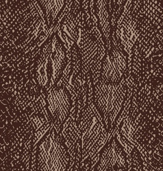 Large snake seamless textile pattern vector