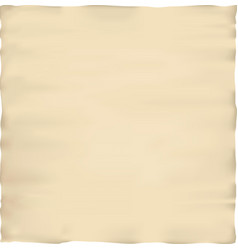 old parchment paper texture vector image vector image
