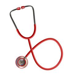 Stethoscope medical stethoscope equipment vector