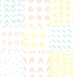 Rough Pattern vector image vector image