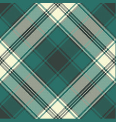 Check plaid fabric pixel seamless pattern vector