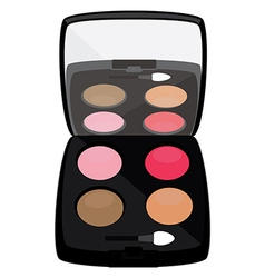 Eyeshadows vector