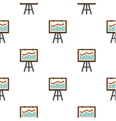 Graphic pattern flat vector