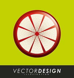 Delicious fruit design vector