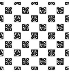 Computer fan pattern vector