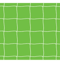 Football Net vector image vector image