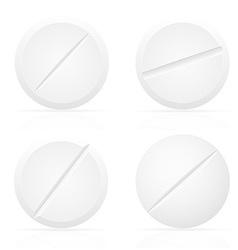Pill 05 vector