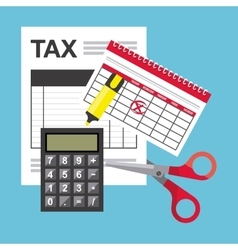 Tax payment vector
