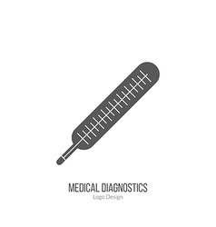 Medical diagnostic checkup graphic design concept vector