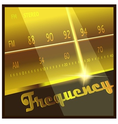 frequency vector image