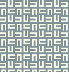 Maze pattern on pastel color vector