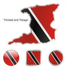 Trinidad and tobago vector