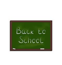 School green board vector