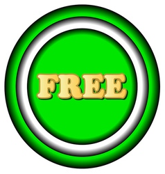 Single free icon vector image