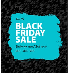 Black friday big sale vector