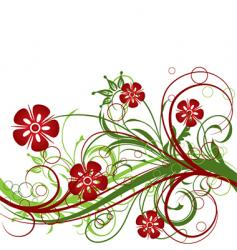 decorative graphic vector image vector image