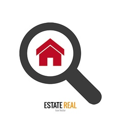 Estate real vector image