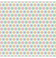Bright colorful seamless pattern for baby style vector image vector image