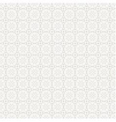 Ancient ornamental pattern - seamless vector