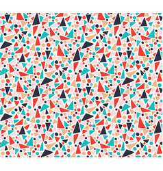 triangles vector image vector image
