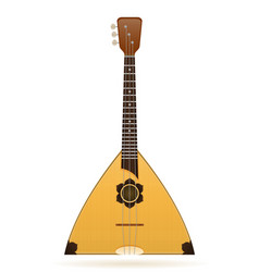 Balalaika stock vector
