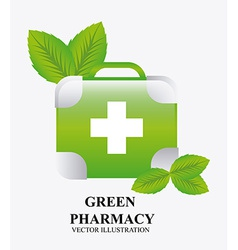 Pharmacy design vector