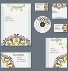 Businesscard vector
