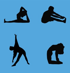 Stretching collection vector