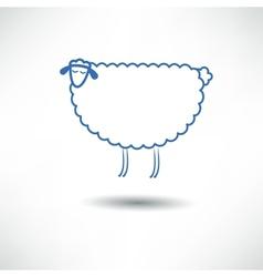 lamb vector image vector image