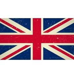 Great britain flag vector