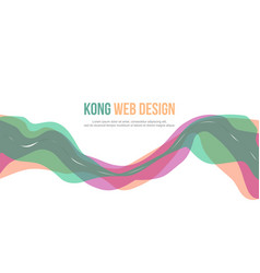 Abstract header website simple design background vector