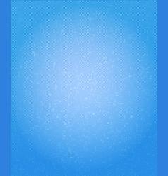 Blue halftone speckled background vector