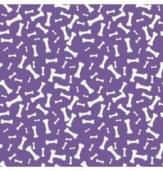 Dog bone seamless anilams pattern vector