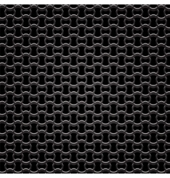 Perforated Background vector image