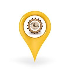 Beer location vector