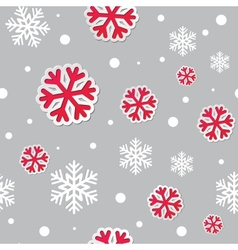 Abstract Christmas seamless background with vector image