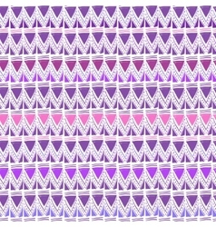 geometric seamless abstract pattern with triangles vector image vector image