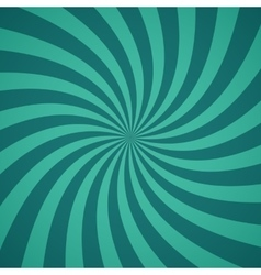 Swirling radial pattern background vector image