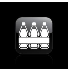 water cassette vector image