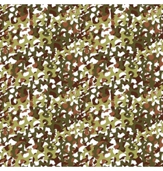 Camouflage net camoflage scrim seamless pattern vector