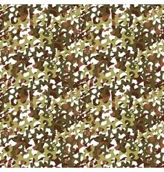 Camouflage net camoflage scrim seamless pattern vector