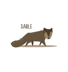 Sable vector