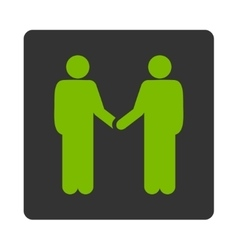 Agreement icon vector