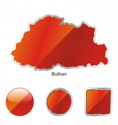 buthan vector image vector image
