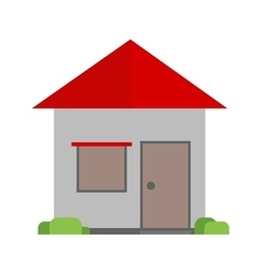 Home House vector image vector image