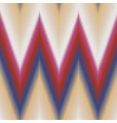 Seamless zigzags geometric pattern vector