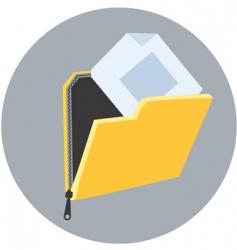 Data folder vector