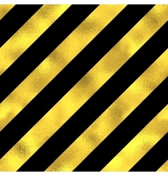 Abstract seamless pattern with gold stripes vector