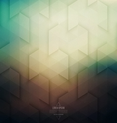 Abstract Geometric Technological Background In vector image vector image